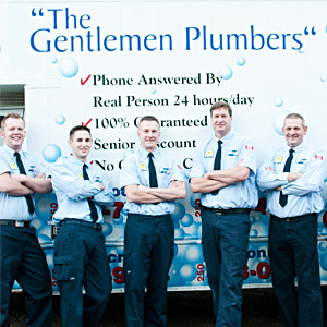 plumbing services in Edmonton